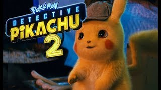 POKÉMON Detective Pikachu 2 (Already in the Works) by Unlisted Leaf
