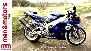 9. 1999 Yamaha R1 Review