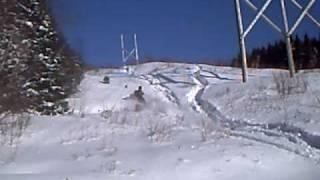 7. Summit 800R  XrS 2007 151 hillclimb edition