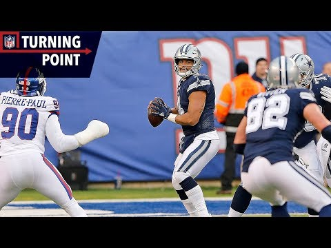 Video: Dak Prescott & the Cowboys Power Past Giants with Hot 4th Quarter (Week 14) | NFL Turning Point