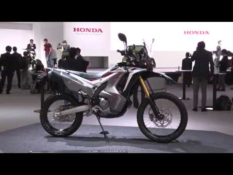 2018 honda 250 rally.  2018 2018 honda crf250 rally tms2017 booth promo video  rally inside honda 250 rally