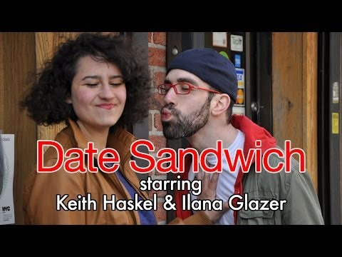 ilana glazer - An internet date goes weird when Keith falls in love at first bite. Starring Keith Haskel and Ilana Glazer. kskill on Facebook: http://www.facebook.com/pages...