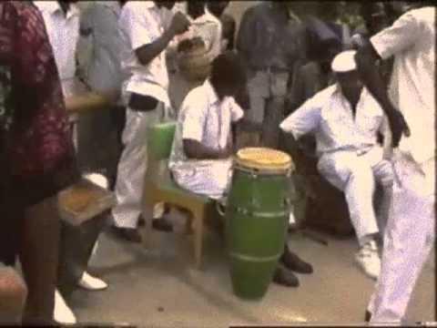 Yoruba Andabo Demo 1992-Rumba Rap