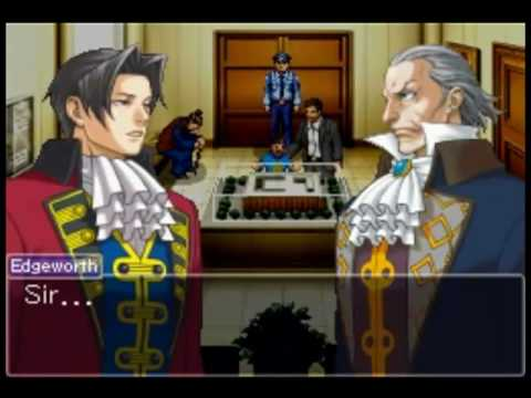 Edgeworth - Seven years ago... a flashback case is what we're experiencing here.Ace Attorney Investigations: Miles EdgeworthEpisode 4: Turnabout ReminiscenceSeven years ...