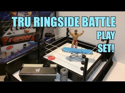 ring - Video Review of the DANIEL BRYAN figure: https://www.youtube.com/watch?v=PB45eOaHhCA Save 10% with discount code