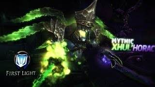 Mythic Xhul'horac Kill