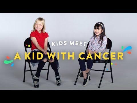 Kids Meet a Kid with Cancer | Kids Meet