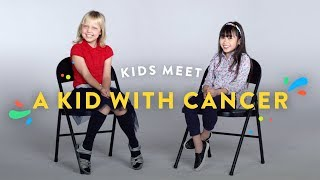 Video Kids Meet a Kid with Cancer | Kids Meet | HiHo Kids MP3, 3GP, MP4, WEBM, AVI, FLV Februari 2018