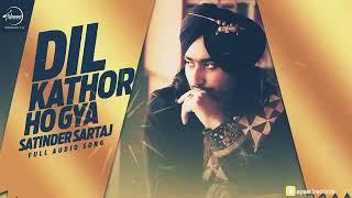 Video Dil Pehlan Jeha New song | ( Full Audio Song )| Satinder Sartaaj | download in MP3, 3GP, MP4, WEBM, AVI, FLV January 2017