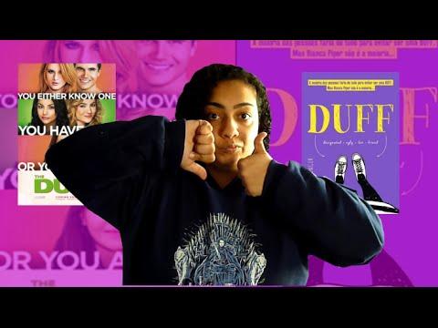 The Duff: Livro X Filme