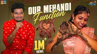 Our Mehandi Function | Avinash Marriage Videos | Avinsha and Anuja Mehandi Function