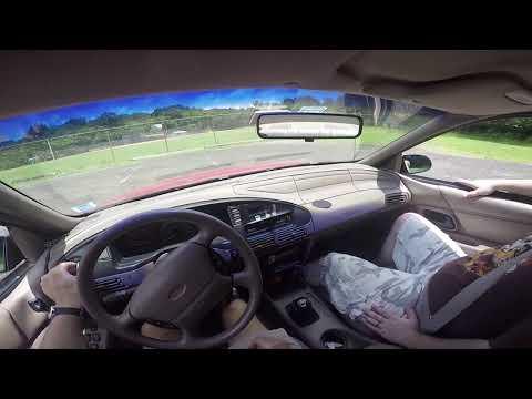 Driving A  Ford Taurus Sho Manual