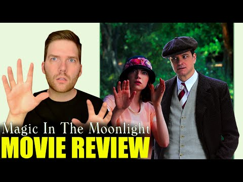 Magic in the Moonlight – Movie Review