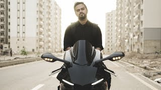 10. My dream bike - YAMAHA R1