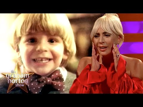 Lady Gaga Can't Handle Bradley Cooper's Baby Photo | The Graham Norton Show