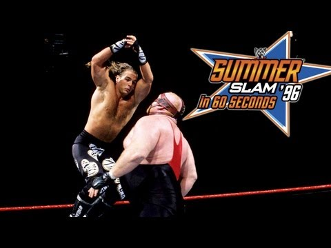 0 The Rock On Whether He Will Return To The Ring, Watch SummerSlam 96 In 60 Seconds