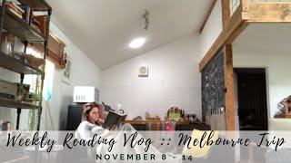 Video READING VLOG :: November 8-14 MP3, 3GP, MP4, WEBM, AVI, FLV Juni 2019