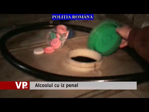 Alcoolul cu iz penal