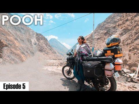 Most Treacherous Road in the World   Spiti Valley Roadtrip Ep:05   Kalpa to Pooh   #WhereDoWeGoNow