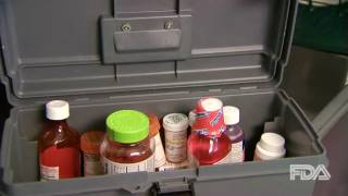 Lock it Up: Medicine Safety in Your Home
