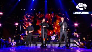 Take That - Greatest Day (Live at the Jingle Bell Ball)