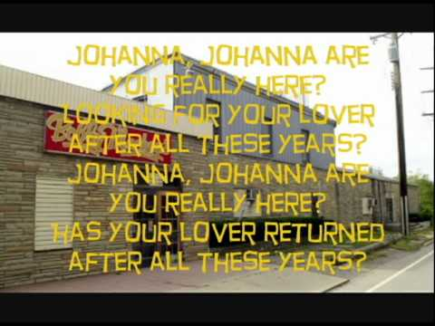 Johanna - Bobby Mackey  +  Lyrics