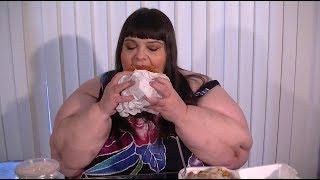Video HUGE Double Monster Burger Green Chili Fries and Shake Mukbang Eating Show MP3, 3GP, MP4, WEBM, AVI, FLV Juli 2018