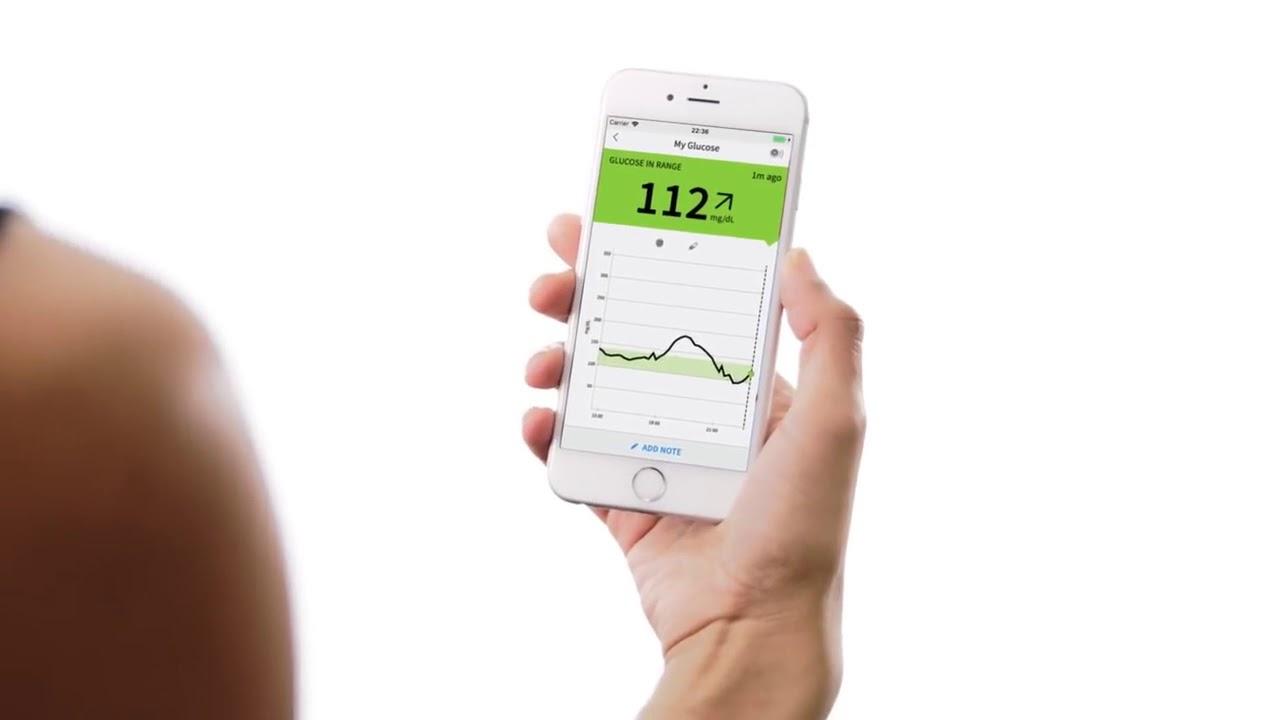 Приложение для смартфонов FreeStyle LibreLink. Диабет, сахарный диабет, СД1 типа, СД 2 типа, Правило 15.