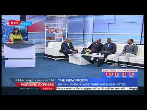 Is Nairobi Senator Mike Sonko being muscled out of the gubernatorial race by President Uhuru?