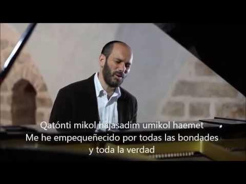 Yonathan Razel - Katonti (Me empequeñecí) SUBTITULADO AL ESPAÑOL CON FONETICA