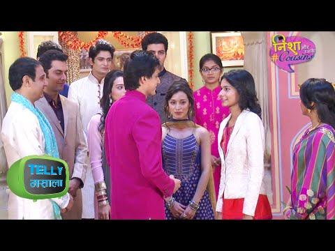 Nisha's Engagement Ceremony In Nisha Aur Uske Cousins | Star Plus