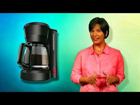 ¿ Cómo limpiar tu cafetera eléctrica para dejarla como nueva? - Tips del Hogar - Ellen Te Dice