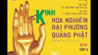Kinh Hoa Nghiêm Đại Phương Quảng Phật - Phần 4 - DieuPhapAm.Net