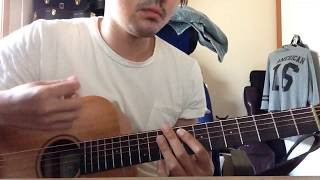Unnies(언니쓰) _ Right?(맞지?) 기타연주 Guitar Cover코드정보 : http://chordscore.tistory.com/