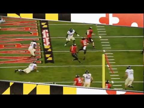 Stefon Diggs 2012 Freshman Highlights video.