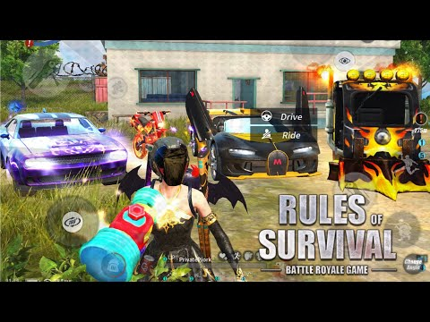 Power Of WRO/Rules Of Survival/-Ep.93/PrivatePlork
