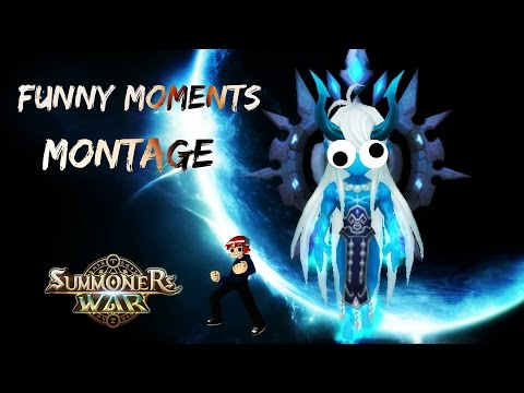 A Typical Day In Summoners War #1