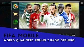 TODAY EA RELEASE NEW WORLD QUALIFIERS ROUND 2 AND I OPENED SOME PACKS THANKS FOR WATCHINGPLEASE SUBSCRIBE MY CHANNELAND LIKE MY VIDEO