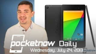 android 4.3 Nexus 7, Android 4.3 And The Chromecast Get Announced - Pocketnow Daily