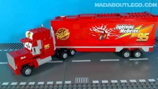 Video LEGO CARS MACK'S TEAM TRUCK MP3, 3GP, MP4, WEBM, AVI, FLV Agustus 2018