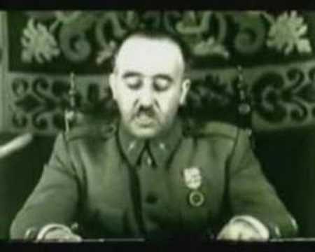 Le général Francisco Franco et la culture hip-hop