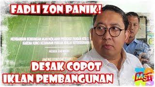 Video Desak Copot Iklan Pembangunan Jokowi di Bioskop, Fadli Zon Kena Serangan Panik MP3, 3GP, MP4, WEBM, AVI, FLV April 2019