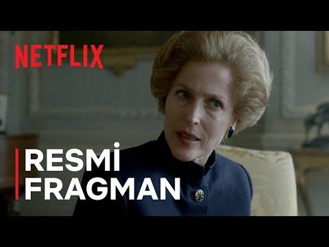 The Crown 4. Sezon | Resmi Fragman | Netflix
