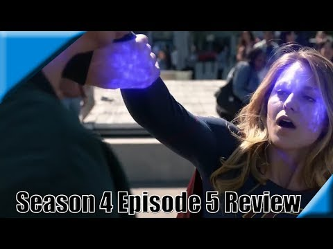 "Supergirl Season 4 Episode 5 ""Parasite Lost"" Review"