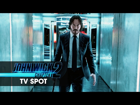 John Wick: Chapter 2 (TV Spot 'Blown Away')