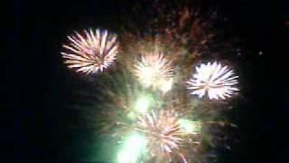 Bắn pháo Hoa Huyện Giá Rai 29 tết 2012 phần 1