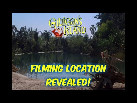 Gilligan's Island FILMING LOCATIONS Revealed! Before and After/Then and Now!