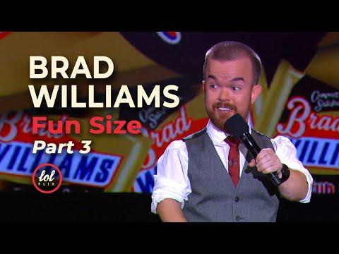 Brad Williams Fun Size • Part 3 |LOLflix