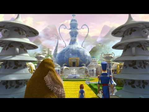 Legends of Oz: Dorothy's Return Clip 'Rainbows'