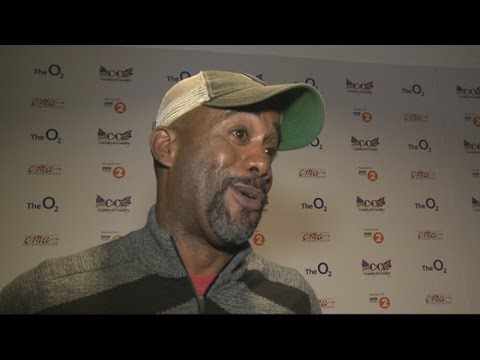 Darius Rucker Would Love to Guest Star On a British Soap